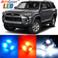 Premium Interior LED Lights Package Upgrade for Toyota 4Runner (2003-2017)