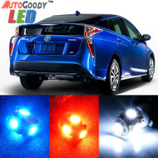 Premium Interior LED Lights Package Upgrade for Toyota Prius (2004-2017)