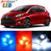 Premium Interior LED Lights Package Upgrade for Toyota Yaris (2007-2017)