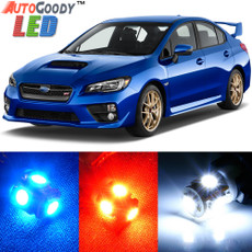 Premium Interior LED Lights Package Upgrade for Subaru Impreza / WRX / STI (2004-2017)