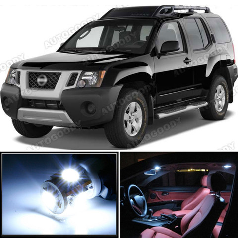 Premium Led Lights Interior Package Upgrade For Nissan Xterra 2005 2015 Autogoody