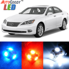 Premium Interior LED Lights Package Upgrade for Lexus ES330 / ES350 (2004-2012)