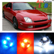 Premium Interior LED Lights Package Upgrade for Honda Prelude (1997-2001)