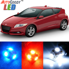 Premium Interior LED Lights Package Upgrade for Honda CRZ (2011-2012)