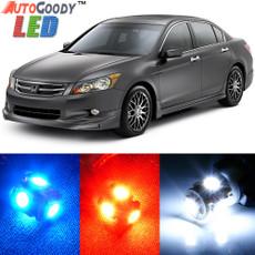 Premium Interior LED Lights Package Upgrade for Honda Accord (2003-2012)