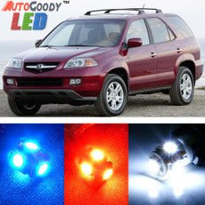Premium Interior LED Lights Package Upgrade for Acura MDX (2001-2006)
