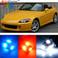 Premium Interior LED Lights Package Upgrade for Honda S2000 (2000-2009)