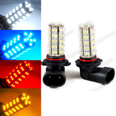 9006 HB4 9012 LED Bulbs 68-SMD for Fog Lights DRL