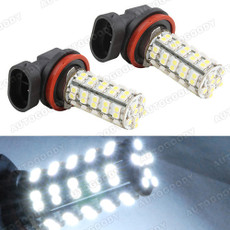H11 LED Bulbs 68-SMD for Fog Lights DRL