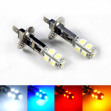 H1 LED Bulbs for Daytime Running Fog Light High Beam 9-SMD