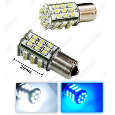 1156 LED Bulbs Backup Reverse Tail Lights 45-SMD