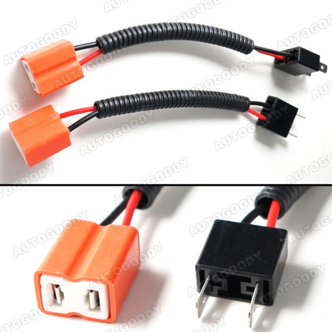 h7 wiring harness socket wire connector plug autogoody rh autogoody com Engine Wiring Harness luminics h7 wiring harness