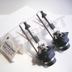 9006 Rebased 4300K D2S Xenon HID Bulbs