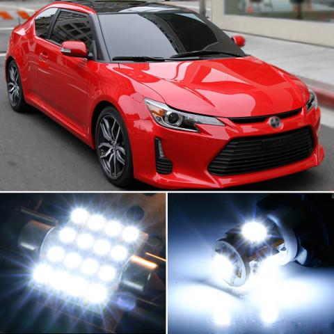 premium led lights interior package upgrade for scion tc 2014 2015