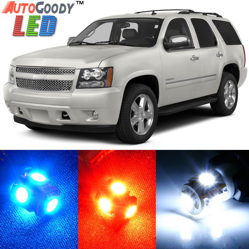 2011 Chevrolet Suburban 1500 Interior: Premium Interior LED Lights Package Upgrade For Chevrolet