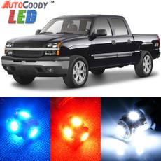 Premium Interior LED Lights Package Upgrade for Chevrolet Silverado (1999-2006)