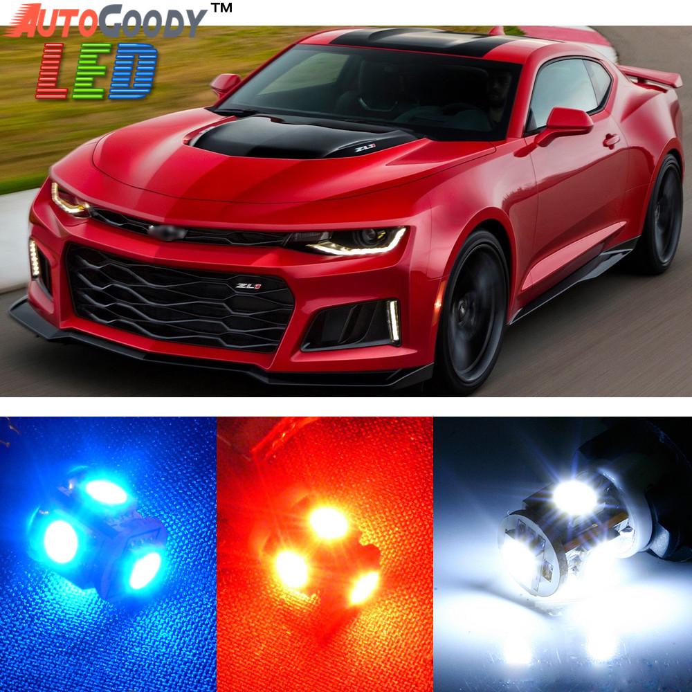 Premium Interior Led Lights Package Upgrade For Chevrolet