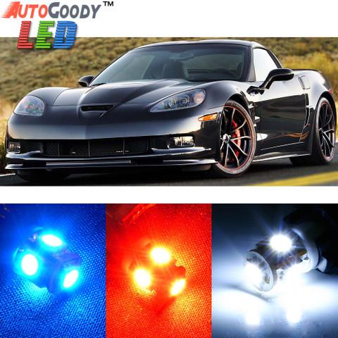 Premium Interior LED Lights Package Upgrade for Chevrolet Corvette (1997-2013)