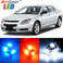 Premium Interior LED Lights Package Upgrade for Chevrolet Malibu (2005-2012)
