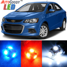 Premium Interior LED Lights Package Upgrade for Chevrolet Sonic (2012-2017)