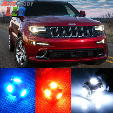 Nice Premium Interior LED Lights Package Upgrade For Jeep Grand Cherokee  (2011 2017)