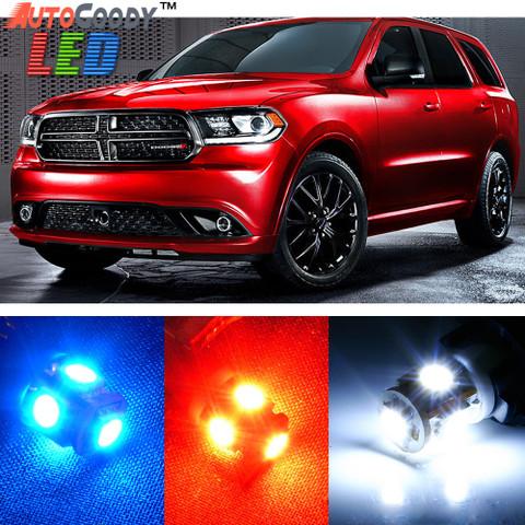 Premium Interior LED Lights Package Upgrade for Dodge Durango (2011-2017)