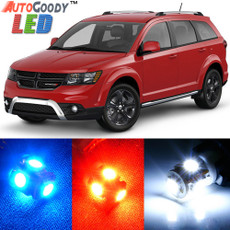 Premium Interior LED Lights Package Upgrade for Dodge Journey (2009-2015)