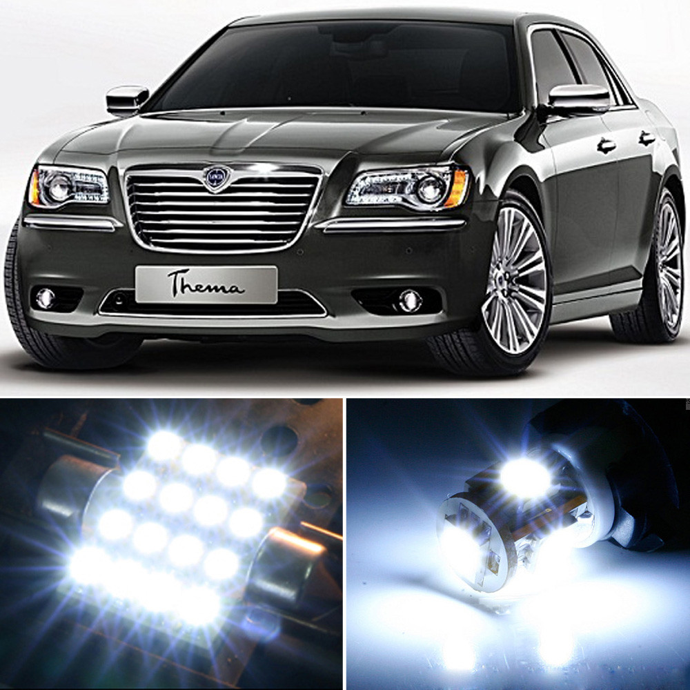 Premium LED Lights Interior Package Upgrade For Chrysler