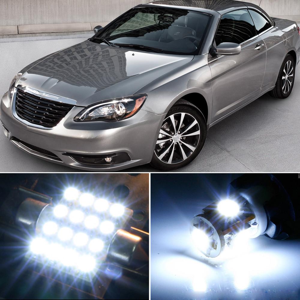 Premium LED Lights Interior Package Upgrade For Chrysler