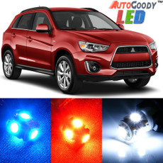 Premium Interior LED Lights Package Upgrade for Mitsubishi Outlander Sport (2011-2017)