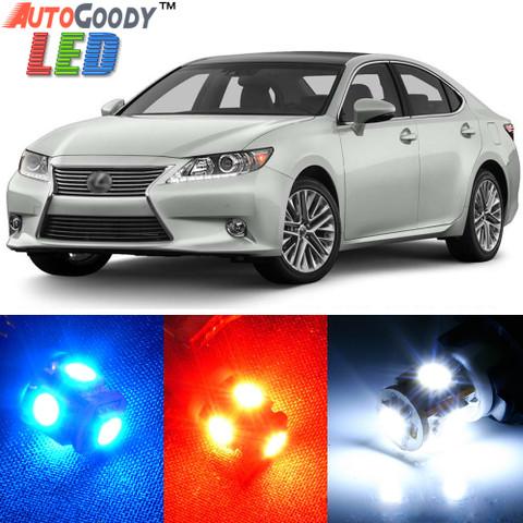 Premium Interior LED Lights Package Upgrade for Lexus ES350 / ES300h (2013-2015)
