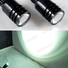 5W CREE Emitter High Power T10 Wedge LED Bulbs for Reverse Backup Lights