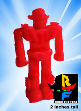 Robo Toy Fest Exclusive Red RTF Robo