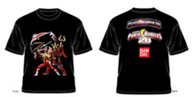 Power Morphicon 2012 Convention Shirt 2XL
