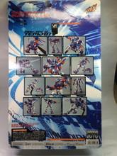 Virtual On DNA Side Temjin MBV-707-G Action Figure Kaiyodo