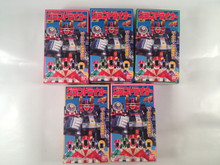 Super Sentai Go GO V - Go Liners Grand Liner Candy Toy Set - Power Rangers Lightspeed Rescue