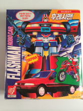 Korean Transformer Bootleg Flashman Robo Car Sephia