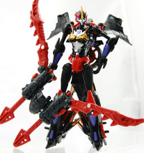 Transformers Bot Con 2014 Exclusive Pirates vs Knights Flame War Figure