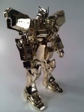 V-Gundan 1/48 Scale Lucky Draw Gold version Fully Transformable