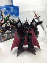 Black Escaflowne Action figure from DVD box set Bandai