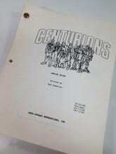 Centurions Series Guide Ruby Spears Enterprises 1985 B