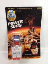 Go Bots Power Suits Guardian GB P3 Power Armor