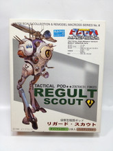 Macross Tactical Pod Regult Scout #8 1/200 Scale Nichimaco 1982 Robotech