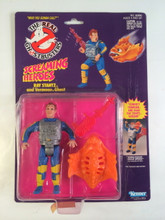 The Real Ghostbusters Screaming Heros Ray Stantz and Vermoan Ghost