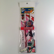 Gundam Cafe Gundam Beam Saber Chopsticks Japan Store Exclusive RX-79-2
