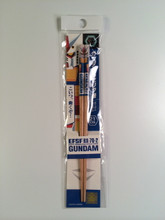 Gundam Cafe Gundam Chopsticks Japan Store Exclusive RX-79-2