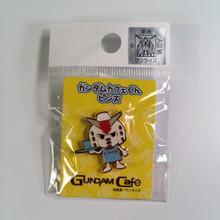 Gundam Cafe Tokyo Gundam Pin Japan Store Exclusive Gundam RX-79-2