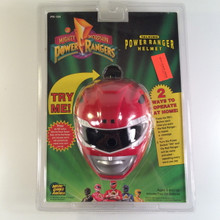 Mighty Morphin Power Rangers Talking Red Ranger Helmet