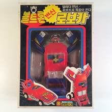 Korean Votron GoLion transforming Car