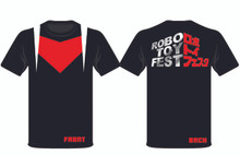 Copy of Copy of Copy of Robo Toy Fest Exclusive UFO Grendizer T-Shirt 3x Large